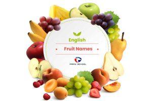 Aprenda o nome das frutas em inglês prime school